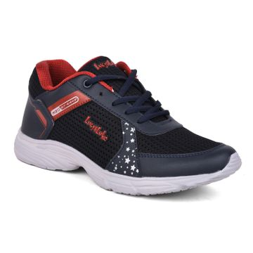 Liberty   Liberty Lucy & Luke Blue Sports Running Shoes LB15-12 For - Boys
