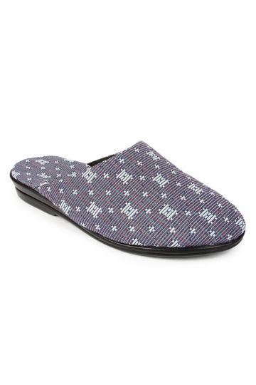 Liberty | Liberty Tiptopp Slippers LCARPET-01_Blue For - LADIES