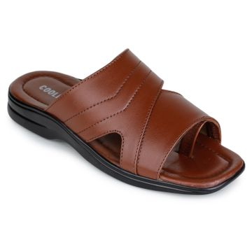 Liberty | Liberty Coolers Brown Formal Slippers LG-603_Brown_1 For - Men