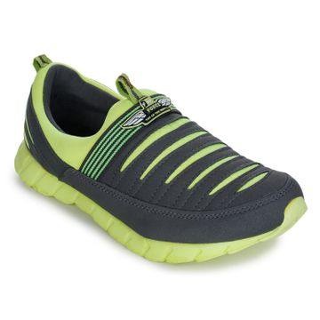 Liberty | Liberty Force 10 Yellow Sports Running Shoes LUMIA-M For - Mens