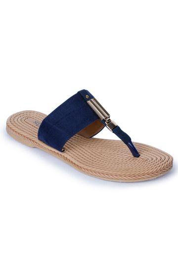 Liberty | Liberty SENORITA Slippers M1-30_N.BLUE For - Women