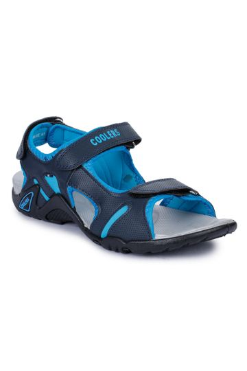Liberty   Liberty Coolers Blue Sports Sandals MARCO-1_Blue For - Men