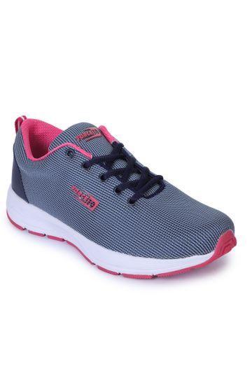 Liberty | Liberty Force 10 Blue Sports Running Shoes MARTIE-14_Blue For - Women