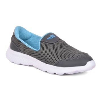 Liberty   Liberty Force 10 Grey Sports Running Shoes MILA For - Women
