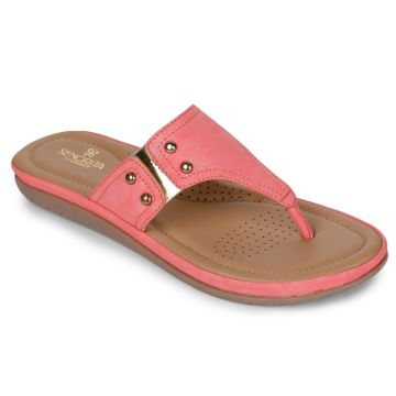 Liberty | Liberty SENORITA Slippers MMJ-95_PINK For - Women