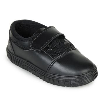 Liberty | Liberty Prefect Black Casual Slip-ons NFROOTIBLK_Black For - Boys