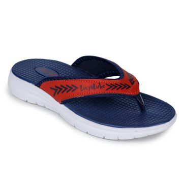 Liberty | Liberty Lucy & Luke SLIPPERS OPPO-3T_RED FOR - Boys
