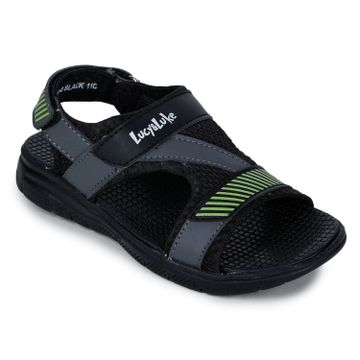 Liberty | Liberty Lucy & Luke SANDAL OPPO-8_BLACK FOR - Boys
