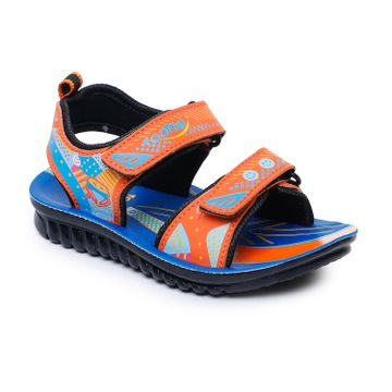 Liberty | Liberty Lucy & Luke Orange Casual Sandals PHANTOM-1E_Orange For - Boys