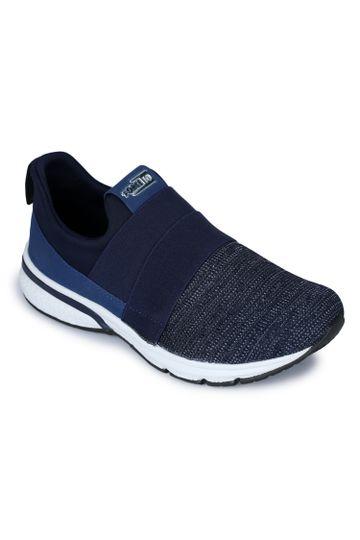 Liberty | Liberty Force 10 Blue Sports Wailking Shoes RUNN-1_Blue For - Men