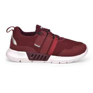 Liberty | Liberty Force 10 Sport Shoes SAMOA-1E_Cherry For - Ladies
