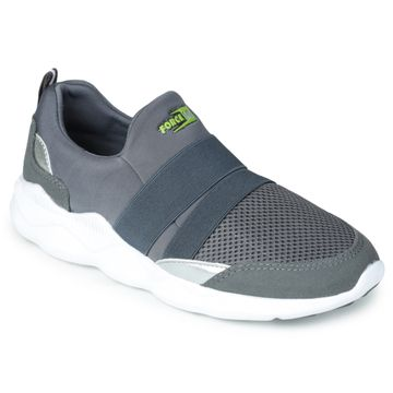 Liberty | Liberty FORCE 10 Indoor Sports Shoes SANDRA-2N_GREY For - Women