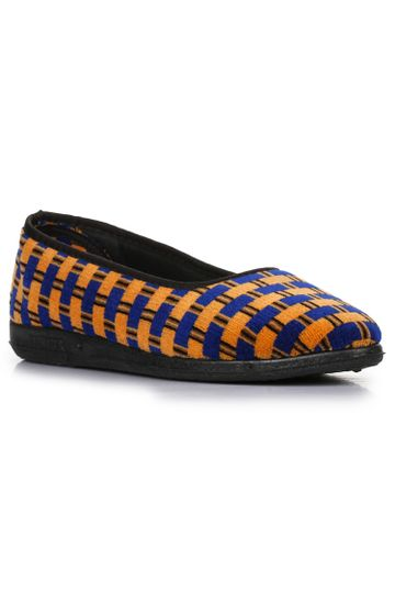 Liberty | Liberty Gliders Blue Ballerinas SP-BLY-104_Blue For - Women