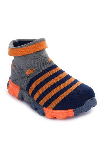 Liberty | Liberty Lucy & Luke Black Sports Running Shoes SPLASH-3 For - Kids