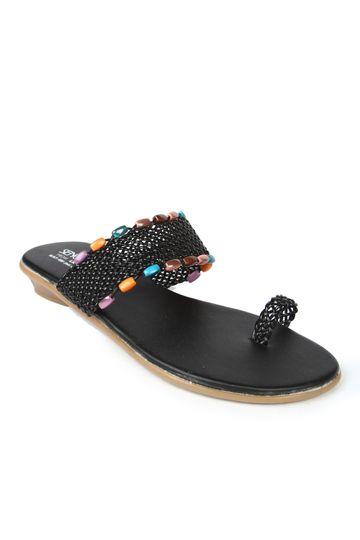 Liberty   Liberty SENORITA Sandals SWEETY-50_BLACK For - Women