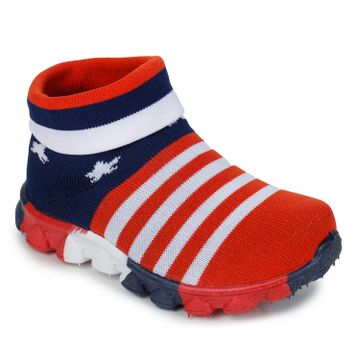 Liberty | Liberty LUCY & LUKE Indoor Sports Shoes TERREN-10_RED For - Boys