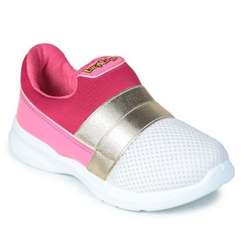 Liberty | Liberty LUCY & LUKE Casual Slip-ons TRDDY-09_PINK For - Boys