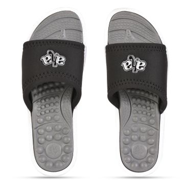 Liberty | Liberty A-HA Slippers WAGAS-10_BLACK For - Women