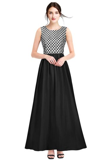 POONAM TEXTILE | Designer Black Coloured Crepe Party Wear Gown