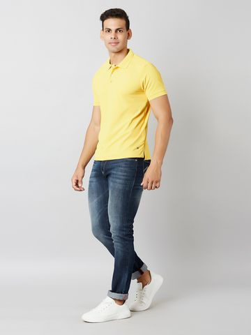 MARCA DISATI | Short Sleeved Basic Polo