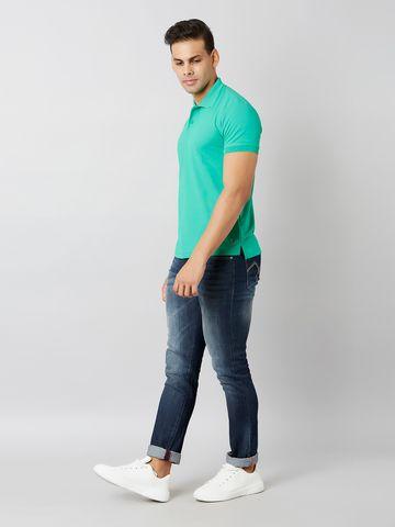 MARCA DISATI | Short Sleeved Basic Polo