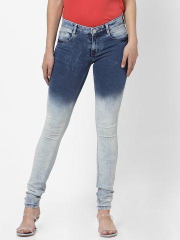 MARCA DISATI | Skinny Ombre Midrise Jeans