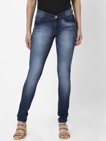 MARCA DISATI | Spray Wash Full Length Jeans