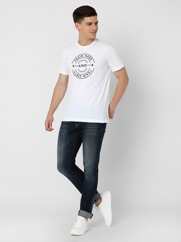 MARCA DISATI | Graphic Print T-Shirt