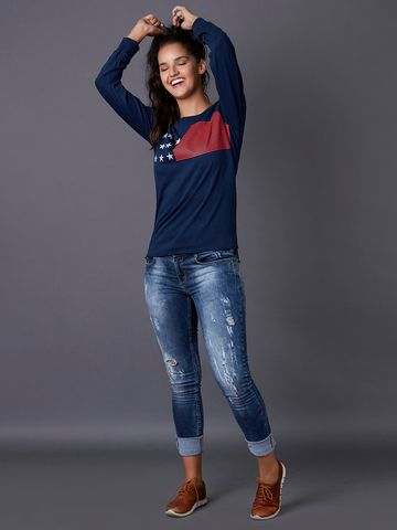 MARCA DISATI | Stars and Stripes Sweatshirt