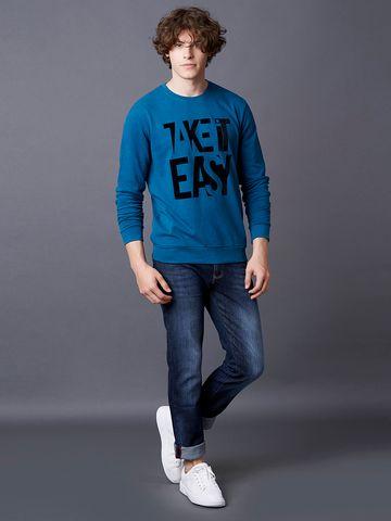 MARCA DISATI | Typographic Print Sweatshirt