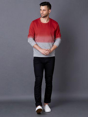 MARCA DISATI | Dip Dye Ombre Sweatshirt