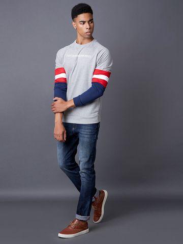 MARCA DISATI | Panel-Style Sweatshirt