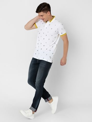 MARCA DISATI | All-Over Print Polo