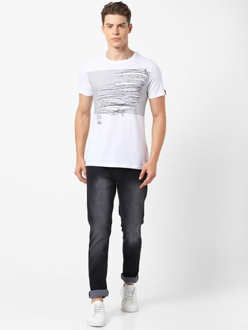 MARCA DISATI | Regular Fit Graphic Tee