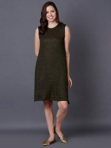 MARCA DISATI   A-Line High Low Dress