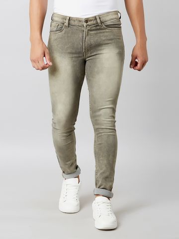 MARCA DISATI   Vintage Wash Knitted Jeans