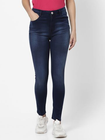 MARCA DISATI | Ankle Length Skinny Mid Rise Jeans
