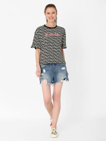 MARCA DISATI | Classic Print Tshirt
