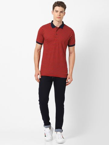 MARCA DISATI | Regular Fit Short Sleeves Polo