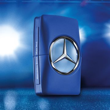 Mercedes-Benz | Blue Eau de Toilette 50 ML