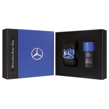 Mercedes-Benz | Man Eau de Toilette 100 ML and Deo Stick 75 GM Gift Set