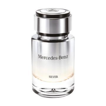 Mercedes-Benz   Benz Silver For Men Eau De Toilette 75 ML