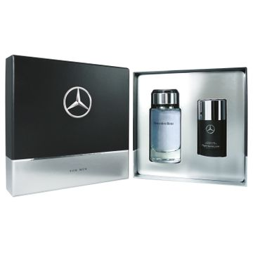 Mercedes-Benz | Eau De Toilette 120 ML and Deo Stick 75 GM Gift Set