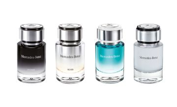 Mercedes-Benz | Miniature Set 7 ML X 4 Gift Set
