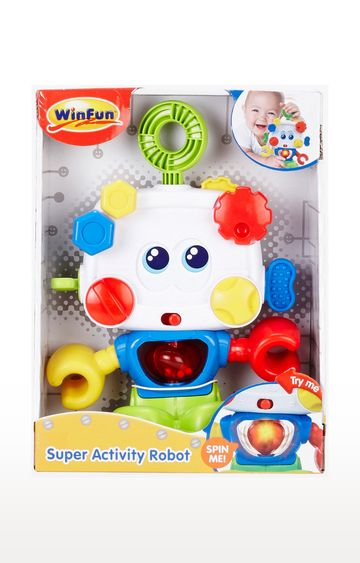 Mothercare | Winfun Super Activity Robot