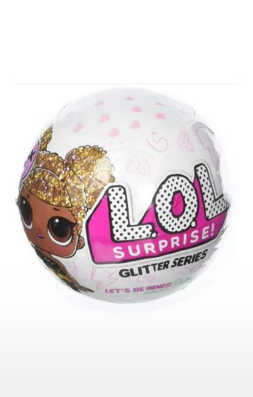 Mothercare   L.O.L. Surprise Tots Ball-White