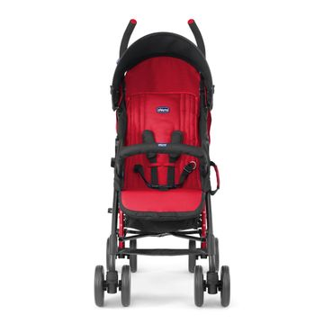 Mothercare   Chicco New Echo Stroller W/Bumper Bar Scarlet