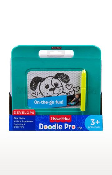 Mothercare | Fisher Price Doodle Pro Trip Assortment