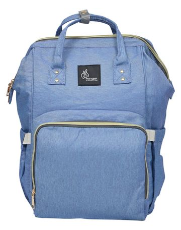 Mothercare | R For Rabbit Caramello Diaper Bags Blue