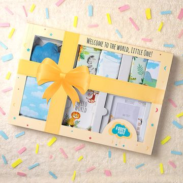 Mothercare | Fancy fluff Animal Gift Box